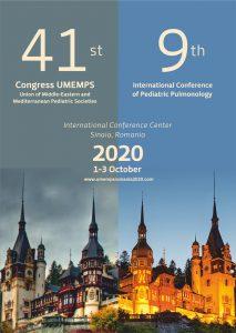 Al 41-lea Congres UMEMPS - 2020