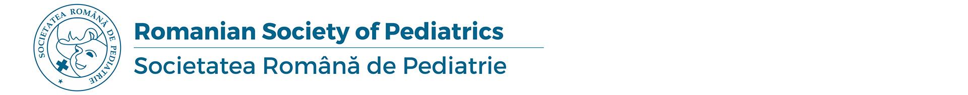 Societatea Română de Pediatrie Logo
