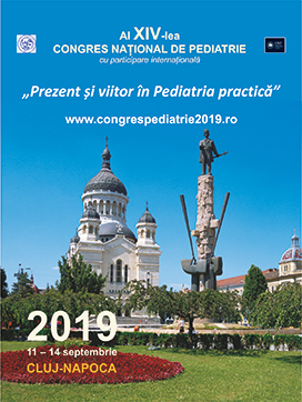 AL XIV-LEA CONGRES NATIONAL DE PEDIATRIE, 2019